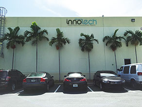 Headquarters for Innotech Security