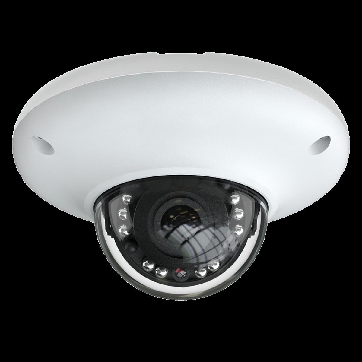 4 Megapixel 2k Hd Ir Mini Dome Ip Camera With 3 6mm Wide