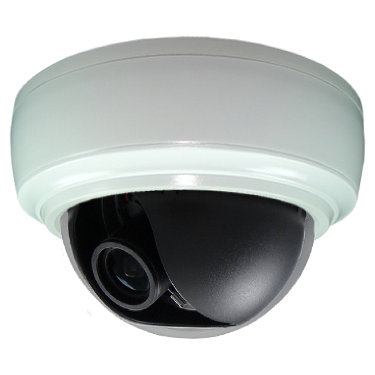 Bnc Indoor Dome Camera E Sensor 960h 12vdc 24vac