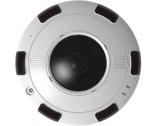 12 Megapixel - Surround View 360° IP Camera