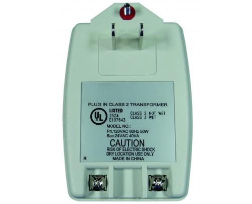 24VAC Plug-In Power Supply1 Channel