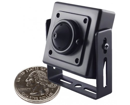 600 TVL Micro Pinhole Camera with OSD