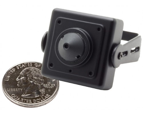 HD-TVI 1080p Micro Pinhole Day/Night Camera