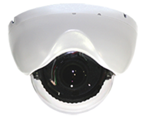 BNC Indoor Mini Dome Camera - C Sensor 960H - 12VDC