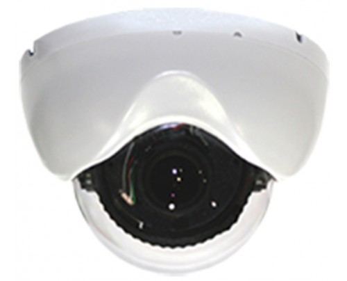 BNC Indoor Mini Dome Camera - Color@Night® 960H 12VDC/24VAC