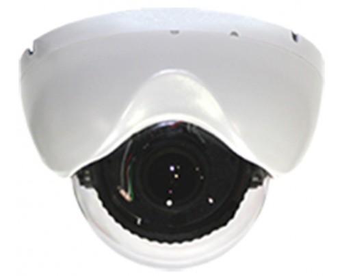 BNC Indoor Mini Dome Camera - Color@Night® 960H 12VDC