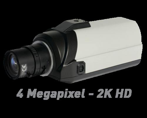 4MP Day/Night Standard Body IP Camera