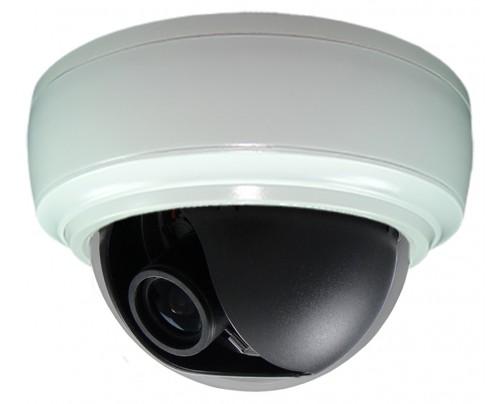 SmartControl® CAT5 Indoor Dome Camera - P2 Sensor WDR