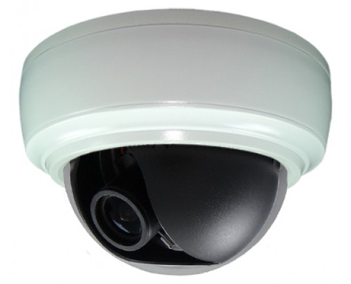 BNC Indoor Dome Camera P2 Sensor WDR 12VDC/24VAC