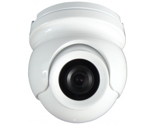 Color@Night® 960H Indoor/Outdoor Micro Ball Vandal Dome Camera - 12VDC