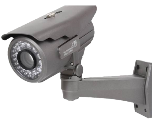 960H Long Range IR Bullet Camera with 5-50mm AIVF Lens