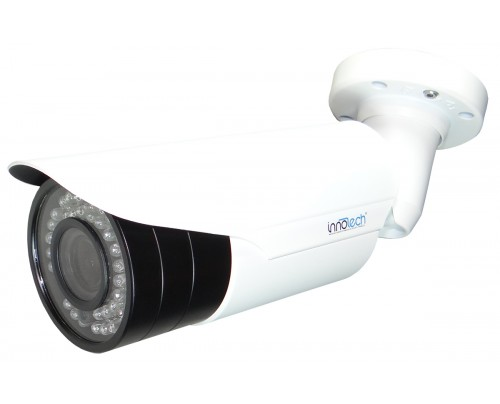 SmartHD1080p IR Bullet Camera with Motorized Optical Zoom Lens