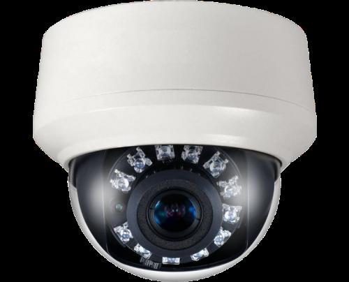 2MP Indoor Quad Video Format IR Dome Camera