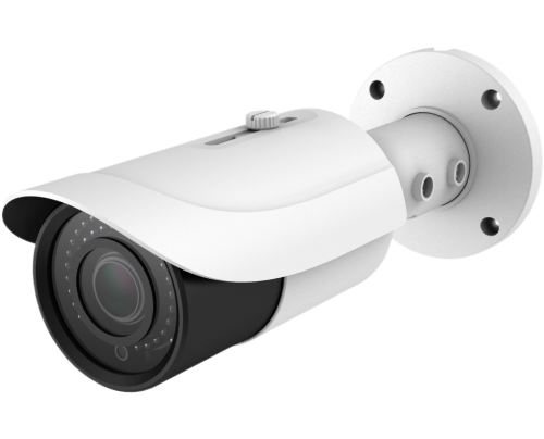 8MP - 4K Quad Video Format IR Bullet Camera