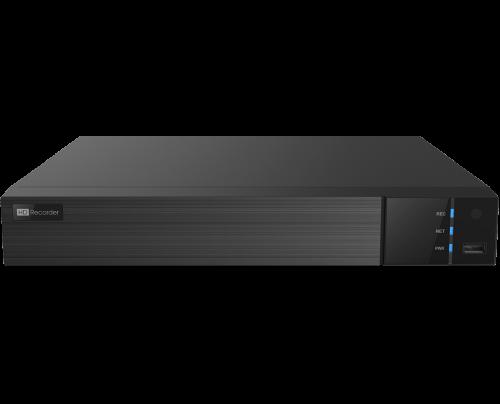 4 Channel SmartTVI™ DVR - 8MP