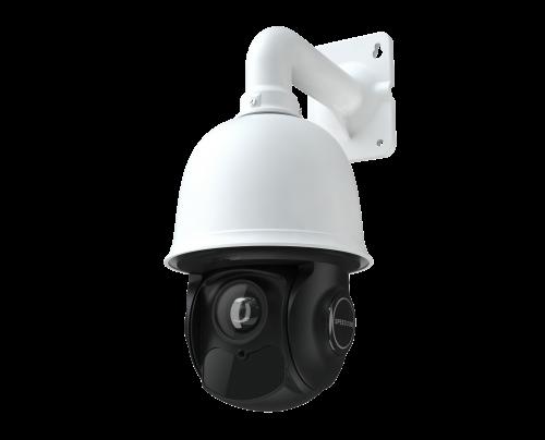 3 Megapixel Hybrid IP PTZ Camera with Synchronous Long Range IR