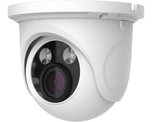 8MP - 4K Quad Video Format IR Ball Dome Camera