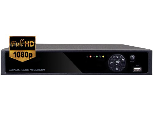 4 Channel HD-SDI Lite DVR