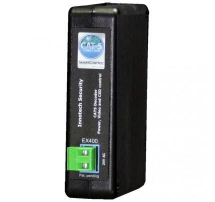 4 Channel SmartControl® CAT5 Decoder