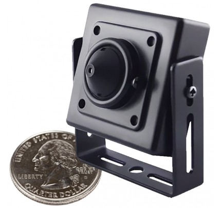 600 TVL Micro Pinhole Camera with OSD