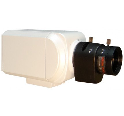 SmartControl® CAT5 Standard Body Camera - P2 Sensor WDR