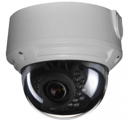 2MP IR Vandal Dome IP Camera