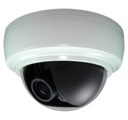 SmartControl® CAT5 Indoor Dome Camera - P2 Sensor WDR