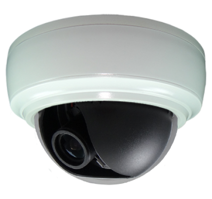BNC Indoor Dome Camera - E Sensor 960H 12VDC/24VAC