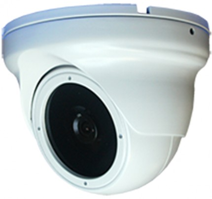 Color@Night® 960H Indoor/Outdoor Micro Ball Dome Camera 3.6mm - 12VDC
