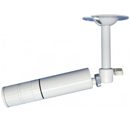 Day/Night Bullet Camera with OSD - White