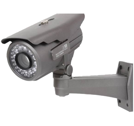 960H Long Range IR Bullet Camera with 5-50mm AIVF Lens
