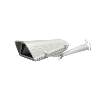 Outdoor Camera Housing with Wall Mount, Heater & Blower