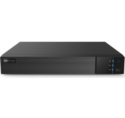 4 Channel Ultra HD SmartNVR™ with PoE