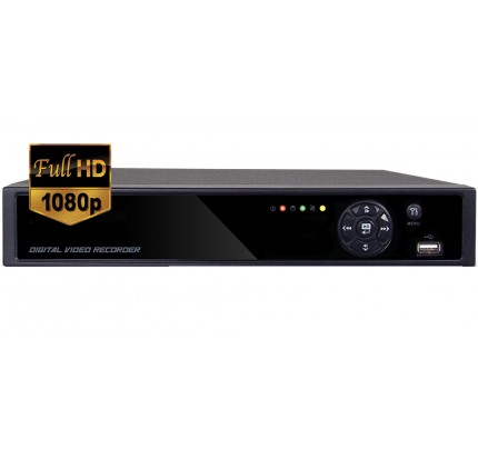 8 Channel HD-SDI Lite DVR